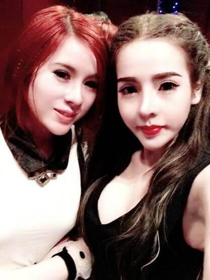 hot girl vân tokyo và em gái