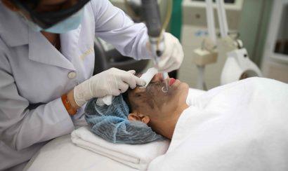 Cấy noãn tế bào gốc với máy Doctor Chen