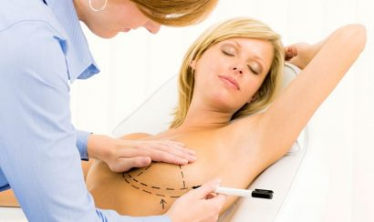 Đo vẽ căn chỉnh vùng ngực