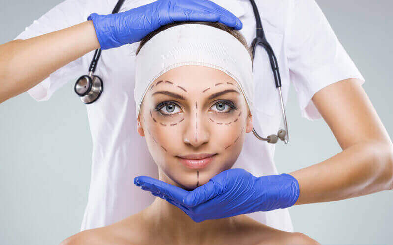 phẫu thuật thẩm mỹ mặt